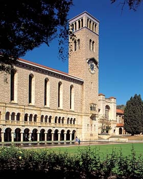 University of Western Australia.
