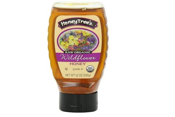 HoneyTree's Raw Organic Honey, Wildflower - Delicious organic honey