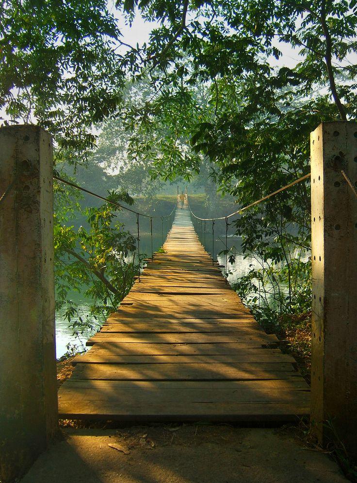 bridge, San Ignacio, Cayo, Belize