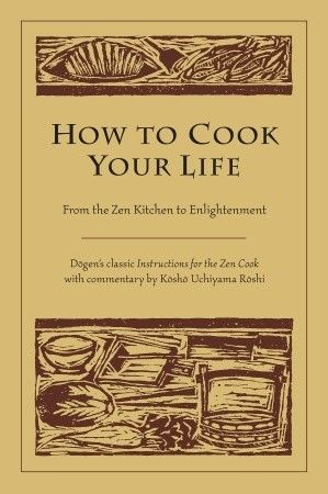 "In the thirteenth century, Zen master Dogen—perhaps the most significant of all Japanese philosophers, and the founder of the Japanese Soto Zen sect—wrote a practical manual of Instructions for the Zen cook. In drawing parallels between preparing meals for the Zen monastery and spiritual training, he reveals far more than simply the rules and manners of the Zen kitchen; he teaches us how to ""cook,"" or refine our lives."