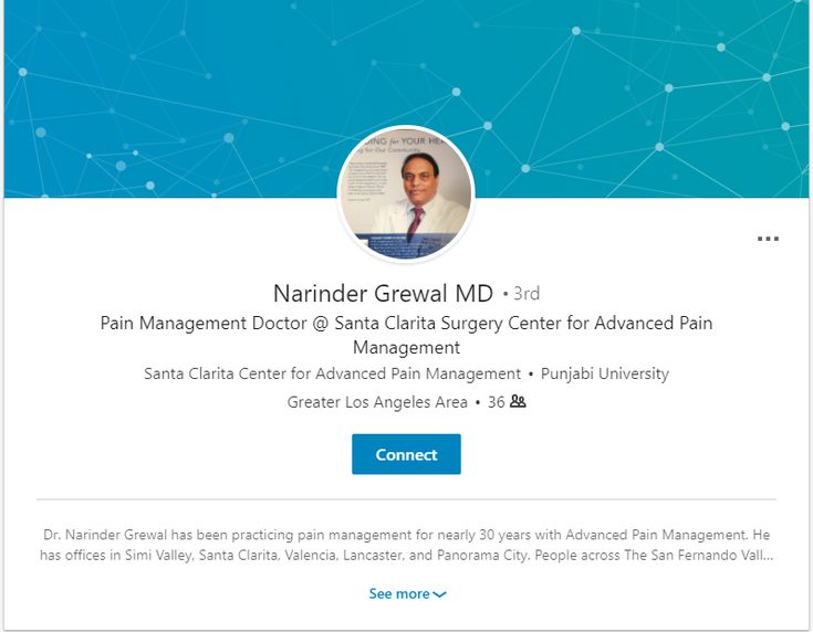 Connect with DR. NARINDER S. GREWAL on #LinkedIn