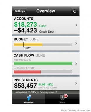 track my expenses iphone app