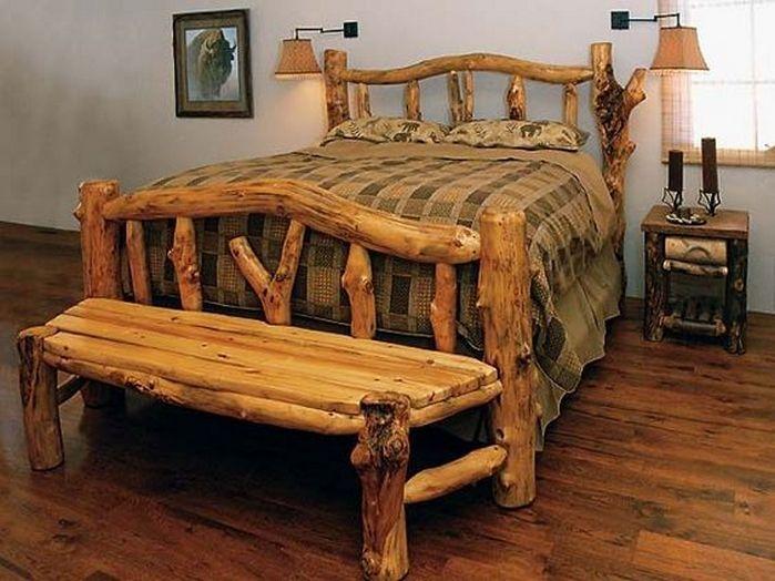 55+ Rustic Bedroom Furniture Inspirations_54