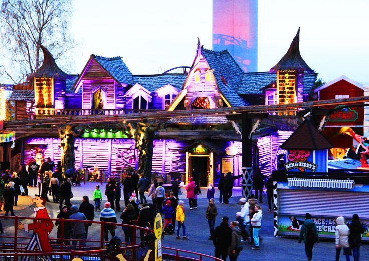 Kyöpelinvuorenhotelli - Linnanmäki amusementpark