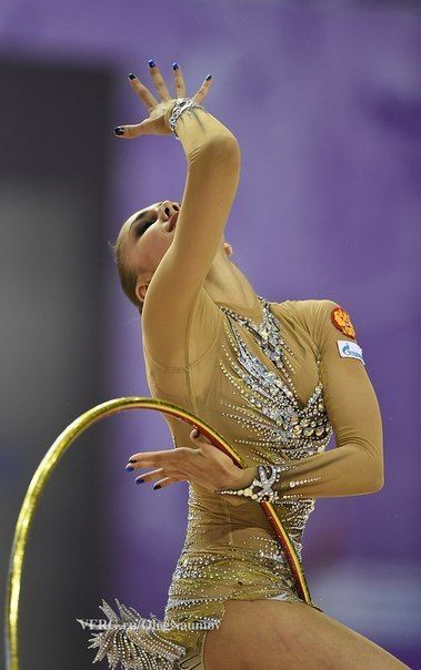 Margarita MAMUN (RUS) Hoop