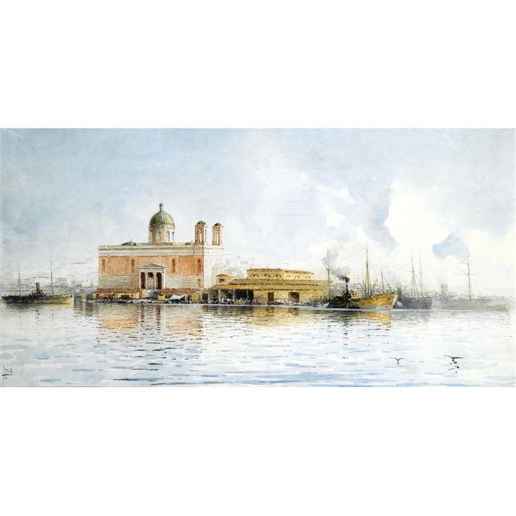 Spyridon Scarvelli, 1868-1942  PIRAEUS