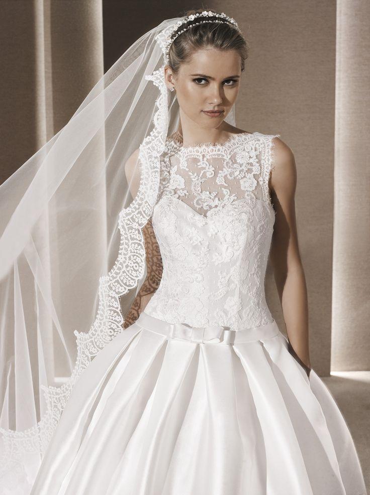Rosalia - La Sposa - Esküvői ruhák - Ananász Szalon - esküvői, menyasszonyi és alkalmi ruhaszalon Budapesten