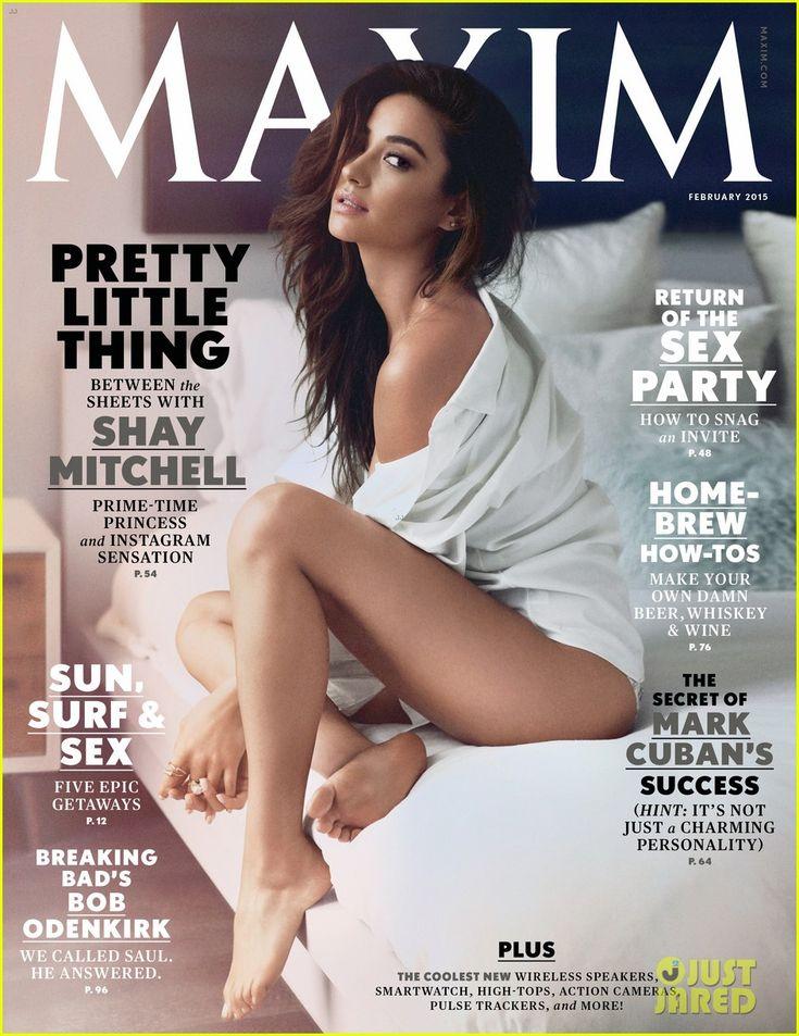 'The Messengers' Star Shantel VanSanten Shows Off Her Rockin' Bikini Bod for 'Maxim' Magazine