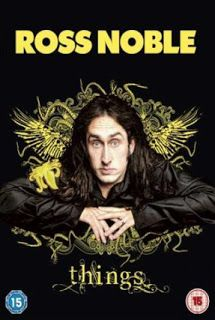 There's no time!: Ross Noble: Things (2010)