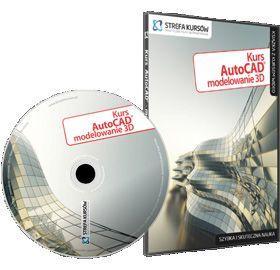 Kurs #AutoCAD #modelowanie #3D http://strefakursow.pl/kursy/cad_3d/kurs_autocad_modelowanie_3d.html