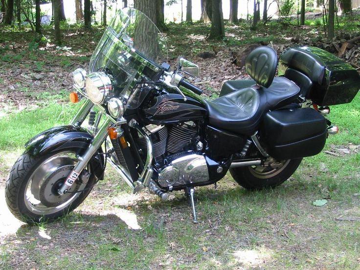 NEW Rider, Honda Sabre 1100 - Honda Shadow Forums : Shadow Motorcycle Forum