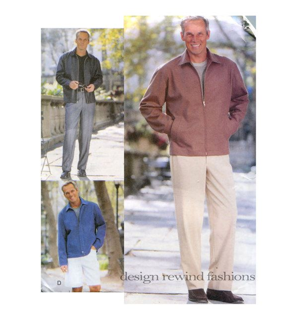 70 best Men\'s Fashions & Sewing Patterns images on Pinterest | Mens ...