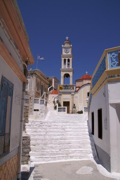 architecture of Karpathos