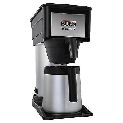 Other Coffee and Tea Makers 159902: Bunn Bt-D Velocity Brew 10 Cup Thermal Coffee Brewer -> BUY IT NOW ONLY: $169.95 on eBay!
