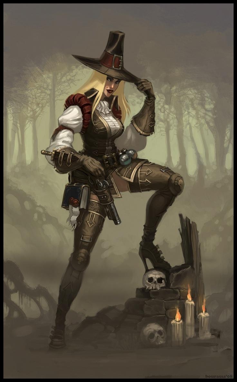 Warhammer Fantasy: Witchhunter