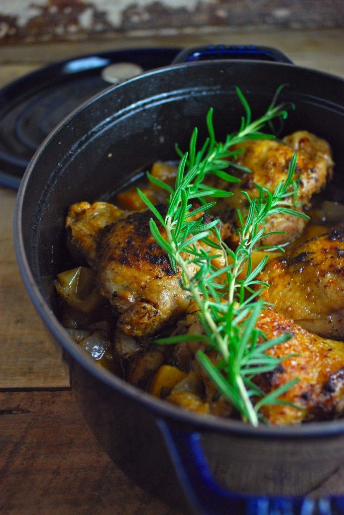 Chicken With Autumn Vegetables And Madeira Recipes — Dishmaps