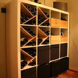 EXPEDIT per contenere bottiglie di vino