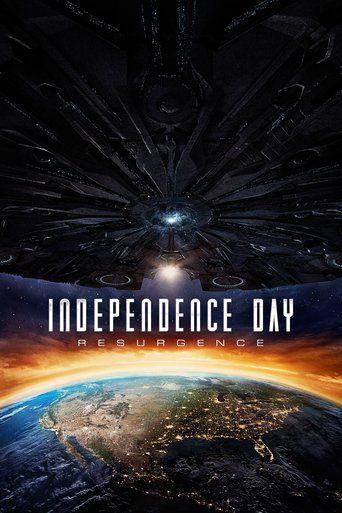 The Independence Day: Resurgence (2016) movie poster image
