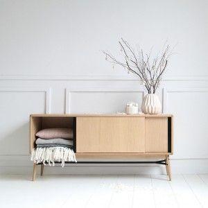 The Zeus cabinet, part of the Zeus range. Scandinavian with an industrial feel...