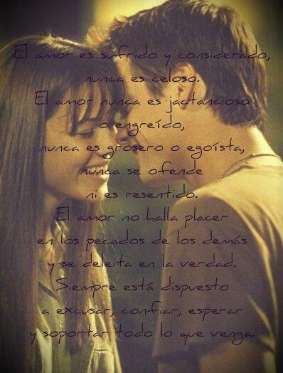 El amor. Cita #6.