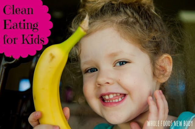 {Clean Eating for Kids}  Ideas for cleaning up your kids diet!!