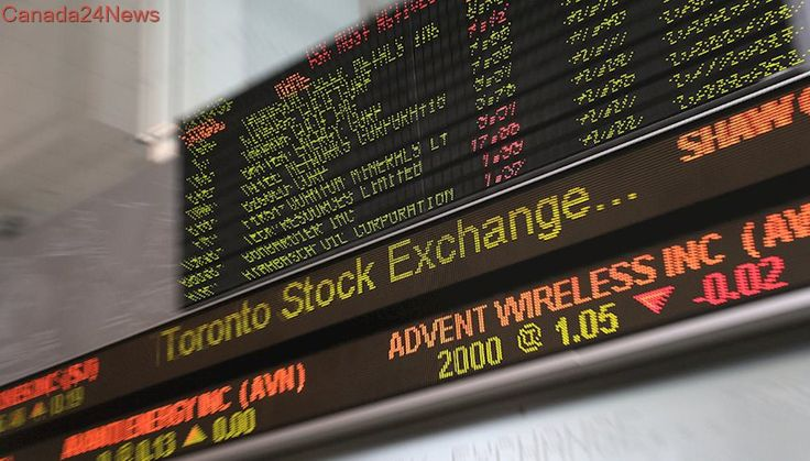 TSX boosted by mining stocks as U.S. markets remain mixed