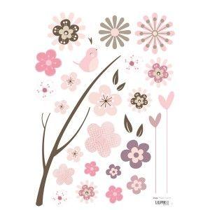 """Stickers """"Fleurs du Japon"""""""