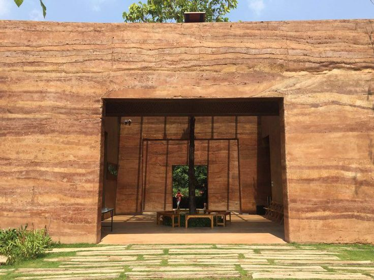 17 best ideas about rammed earth on pinterest rammed earth homes modern architecture and lap - The rammed earth hacienda ...