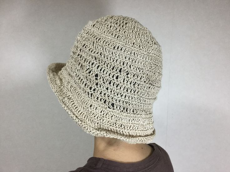 Knitted item  Cap