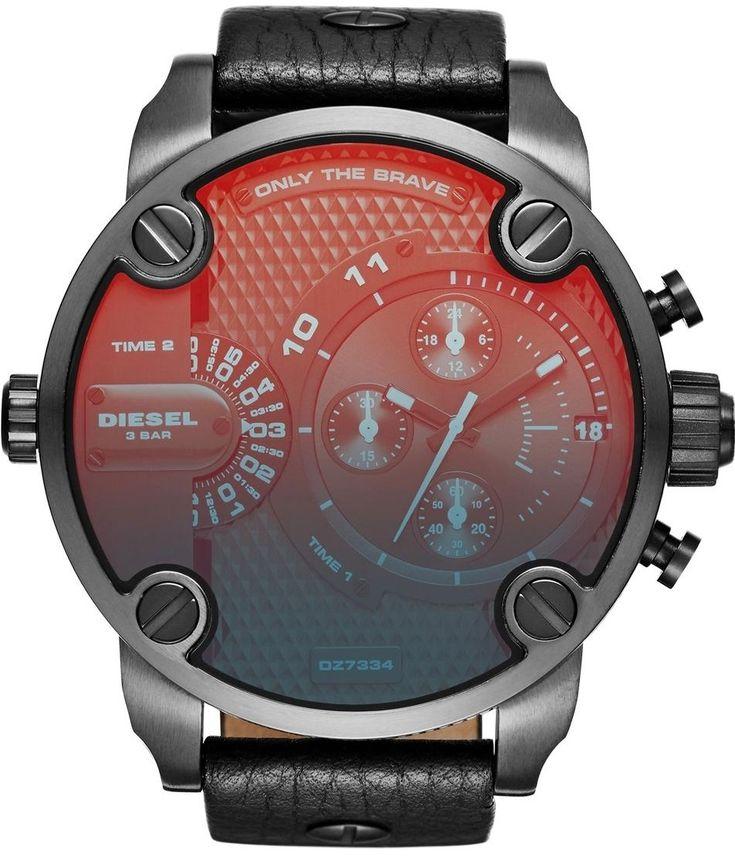 DZ7334 - Diesel Little Daddy Uomo orologi Di tendenza
