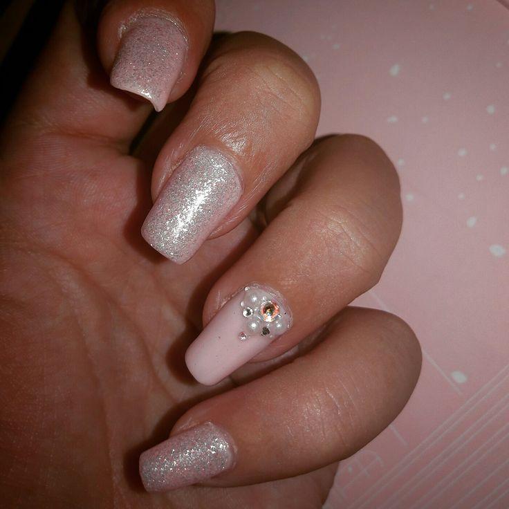 NAILS BY NATASA💅#nails#nailart#naildesign#nailfazhion#summernails#glitternails#summer2017#pinknails#mermaidnails#manicure#gelnails#shelac