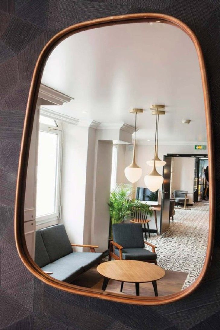 Hotel André Latin in paris: belle époque inspired hotel design