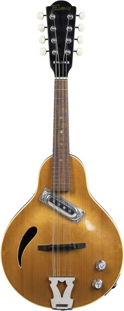 Vintage Framus Graziella Electric Mandolin