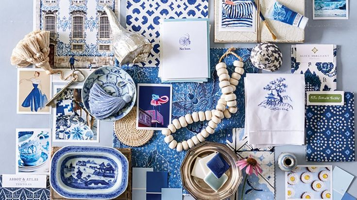 Blue-and-White is Always Right