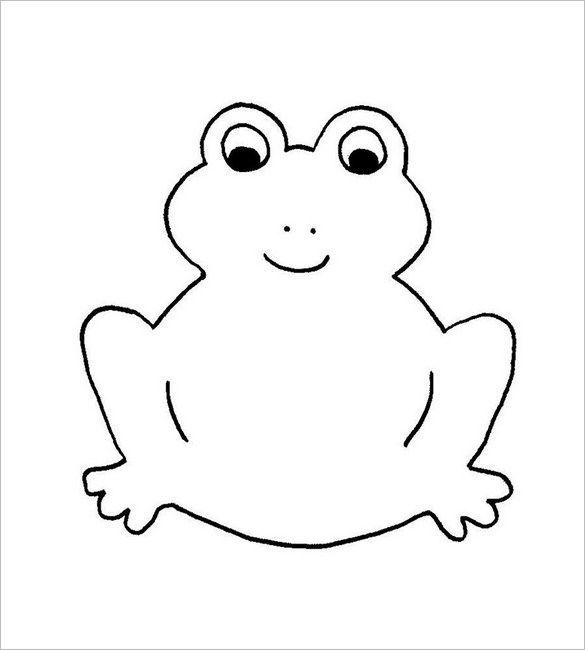 frog finger puppet template - 25 best animal templates ideas on pinterest