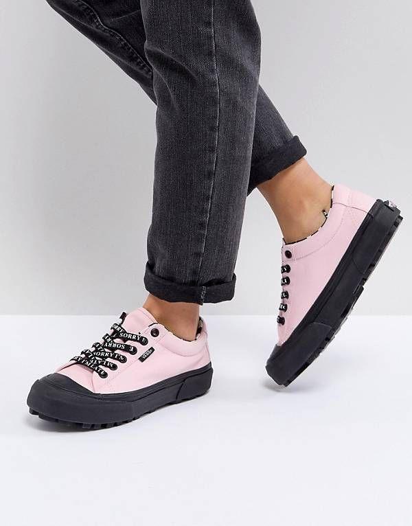 0a766697dbb915 Vans X Lazy Oaf Style 29 Sneakers