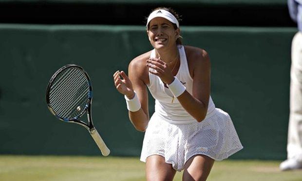 Spanish Player Garbine Muguruza Beats Agnieszka Radwanska to Reach Wimbledon Final, Garbine Muguruza Biography, Garbine Muguruza Wallpapers, Garbine Age,