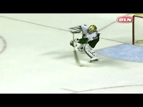 Hedberg to Modano. One of the best passes in National Hockey League history. #NHL