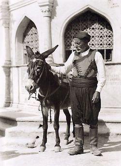 VINTAGE GREECE: Heraklion, Crete, 1927