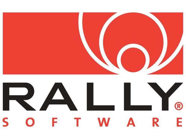 Logos For > Rally Software Logo