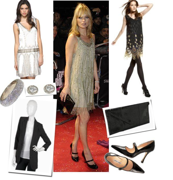 Not sure what I'll what it to, but I need a flapper dress soonish.