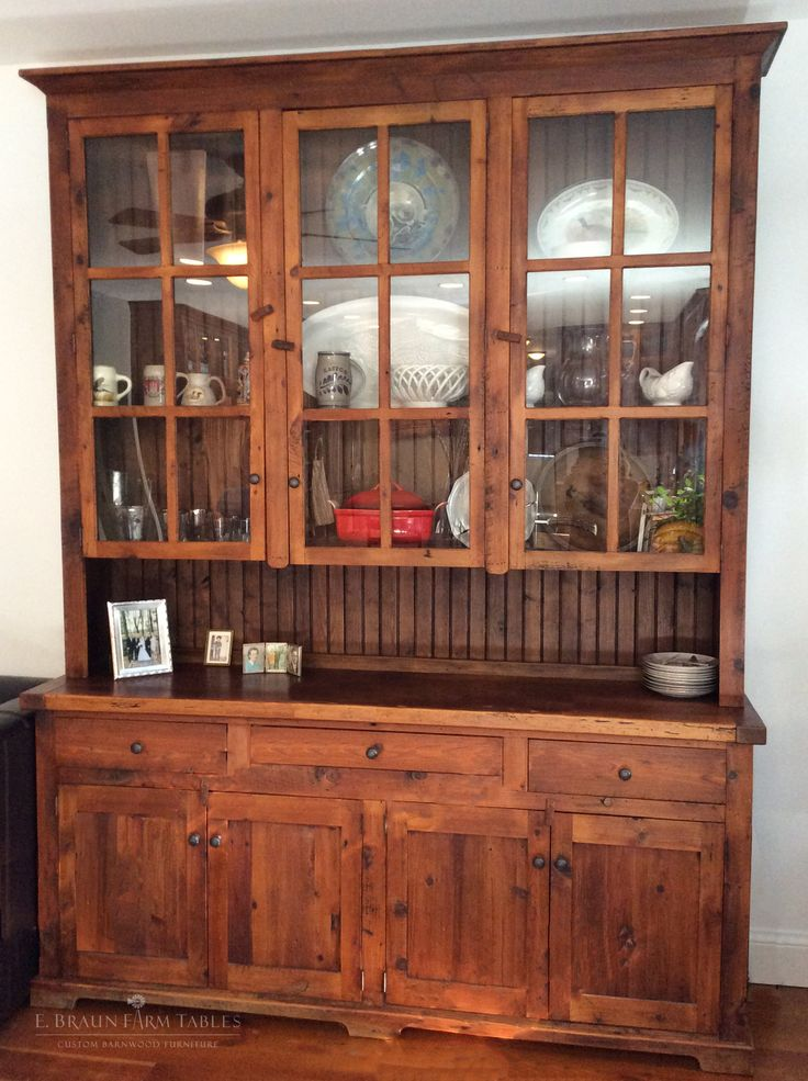 56 Best Hutches Images On Pinterest Reclaimed Barn Wood