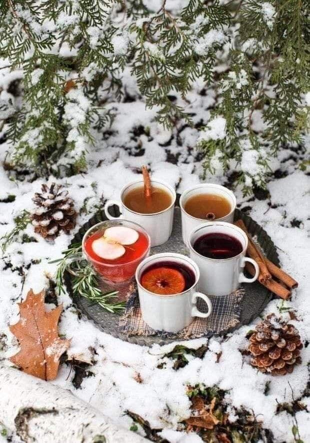 того, картинки чашка кофе на снегу знаю чего начать