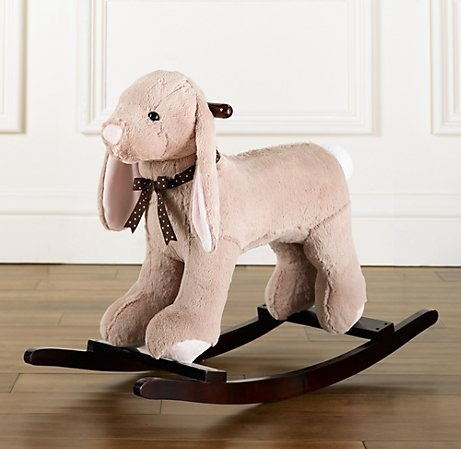 Bunny Rocker (Restoration Hardware Baby)