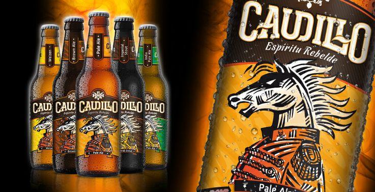 Caudillo Beer