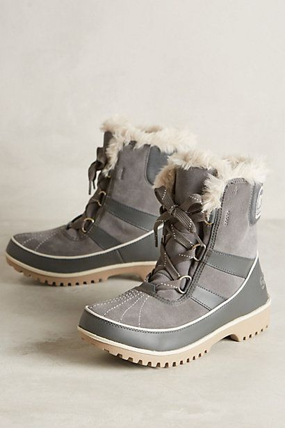 Sorel Tivoli Boots #anthropologie