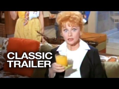 Yours, Mine and Ours Official Trailer #1 - Lucille Ball, Henry Fonda Movie (1968) HD- Based on the true story of a widower with 10 children and a widow with 8. The book was written by Helen North Beardsly