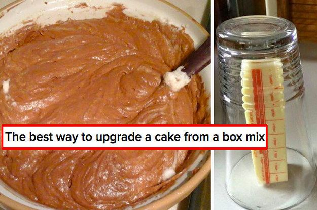 Put coffee in brownie mix?? #mindblown! Plus 28 other tips to liven up food