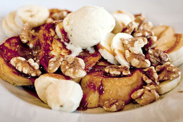 No Alcohol Bananas Foster | Desserts and Other Goodies | Pinterest ...