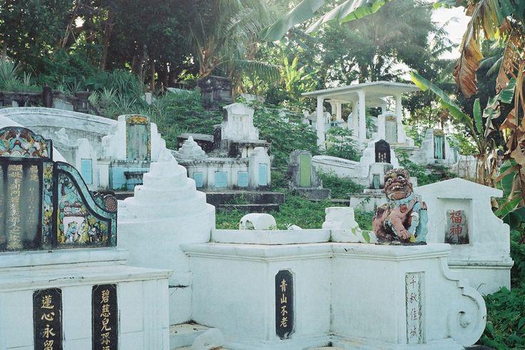 Chinese Cemetery, Banda Neira